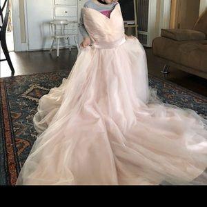 Dresses & Skirts - Blush wedding dress
